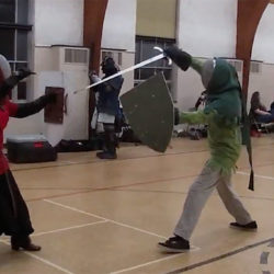 Rapier Fighting